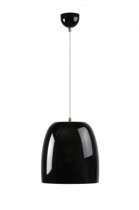 Riva - stropní osvětlení, 60W, E27 (černá)