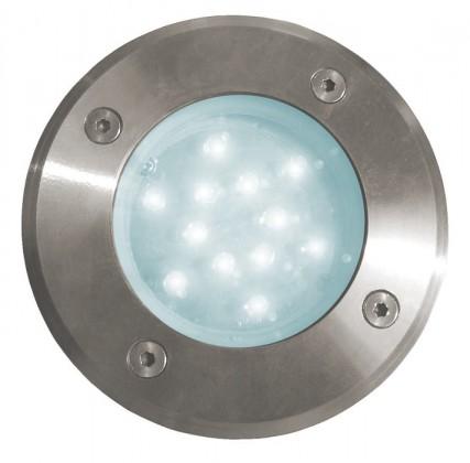 Road - Venkovní LED svítidlo, 12LED, 1W (studená)