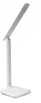 Robin - Stolní lampička, LED, 6W (bílá)