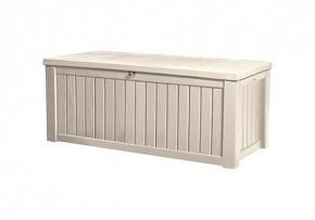 Rockwood 150 - Úložný box (krémová)