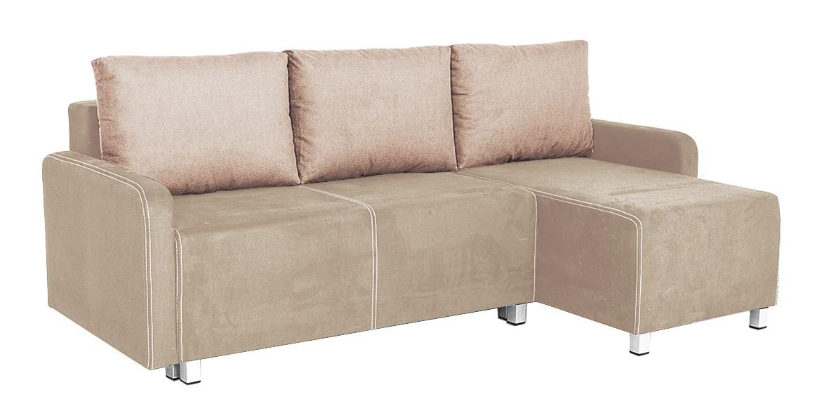 Rohová sedací souprava Bert - roh univerzální, područky (orinoco 23, sedačka/soro 23)