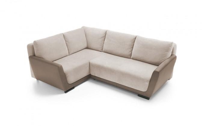 Rohová sedací souprava Lilo - Levý roh (soft 30, korpus/dot 22, sedák)