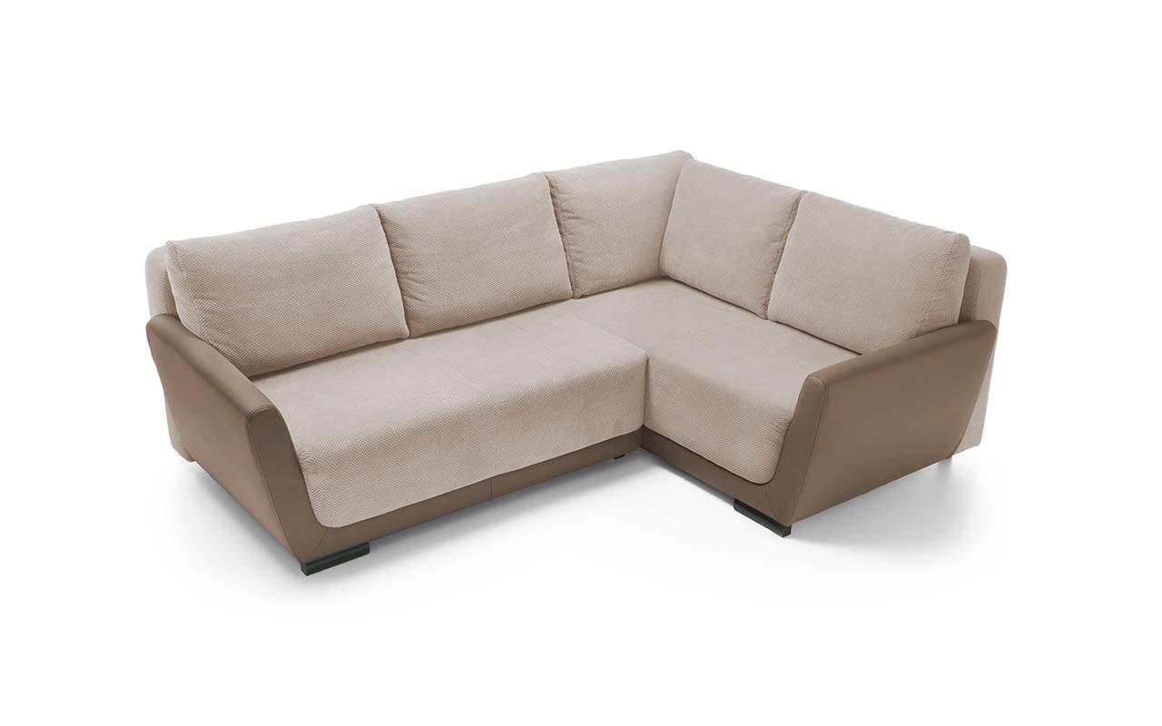 Rohová sedací souprava Lilo - Pravý roh (soft 30, korpus/dot 22, sedák)
