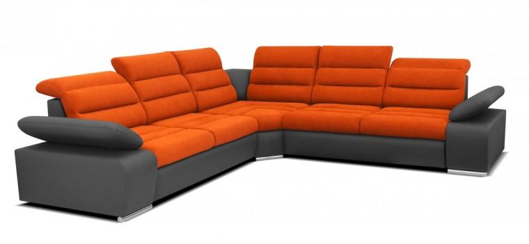 Rohová sedací souprava Rohová sedací souprava Korfu I univerzální (togo5/novara 225)