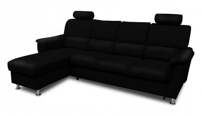 Rohová sedací souprava Rohová sedačka rozkládací Duo Panama levý roh OTP-3FL (eko kůže)