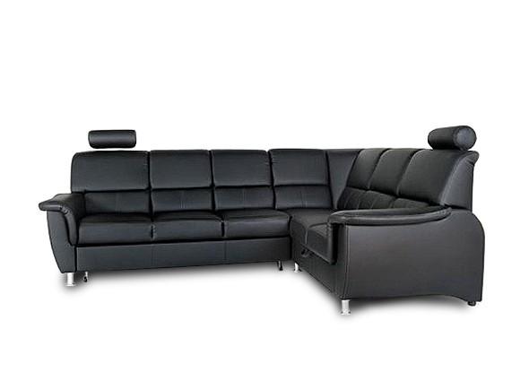 Rohová sedací souprava Rohová sedačka rozkládací Duo Panama pravá 3FP-R-2L (eko kůže)