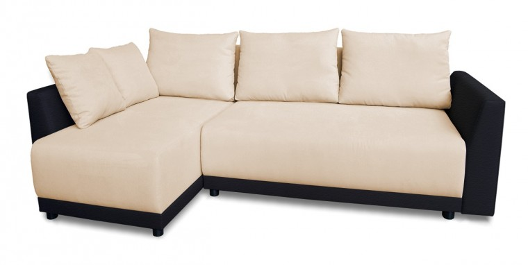 Rohová sedací souprava Rohová sedačka rozkládací Fiesta univerzální roh (bella 15)