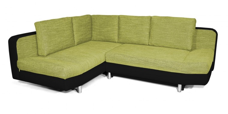 Rohová sedací souprava Rohová sedačka rozkládací Look levý roh (korpus - soft 11)