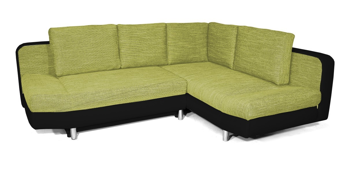 Rohová sedací souprava Rohová sedačka rozkládací Look pravý roh (korpus - soft 11)