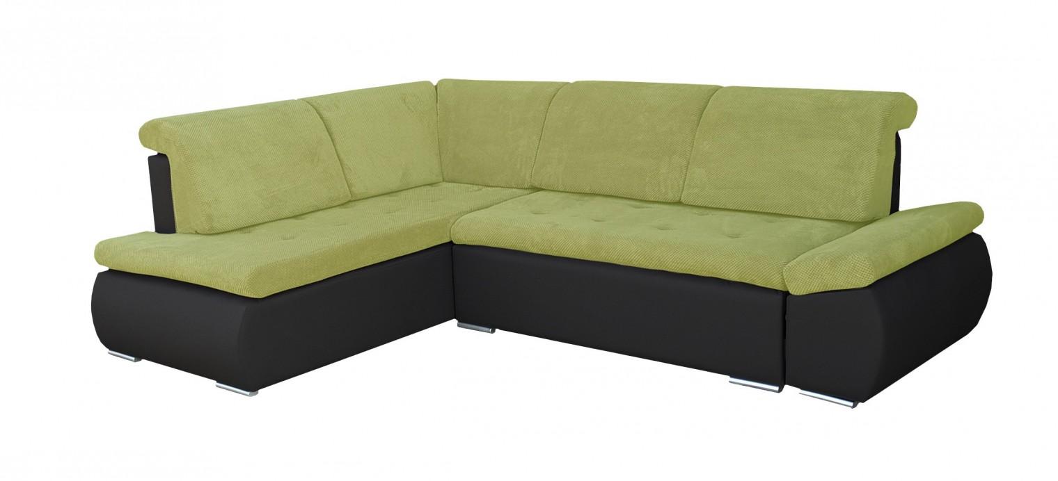Rohová sedací souprava Rohová sedačka rozkládací Marco levý roh (korpus - soft 11)
