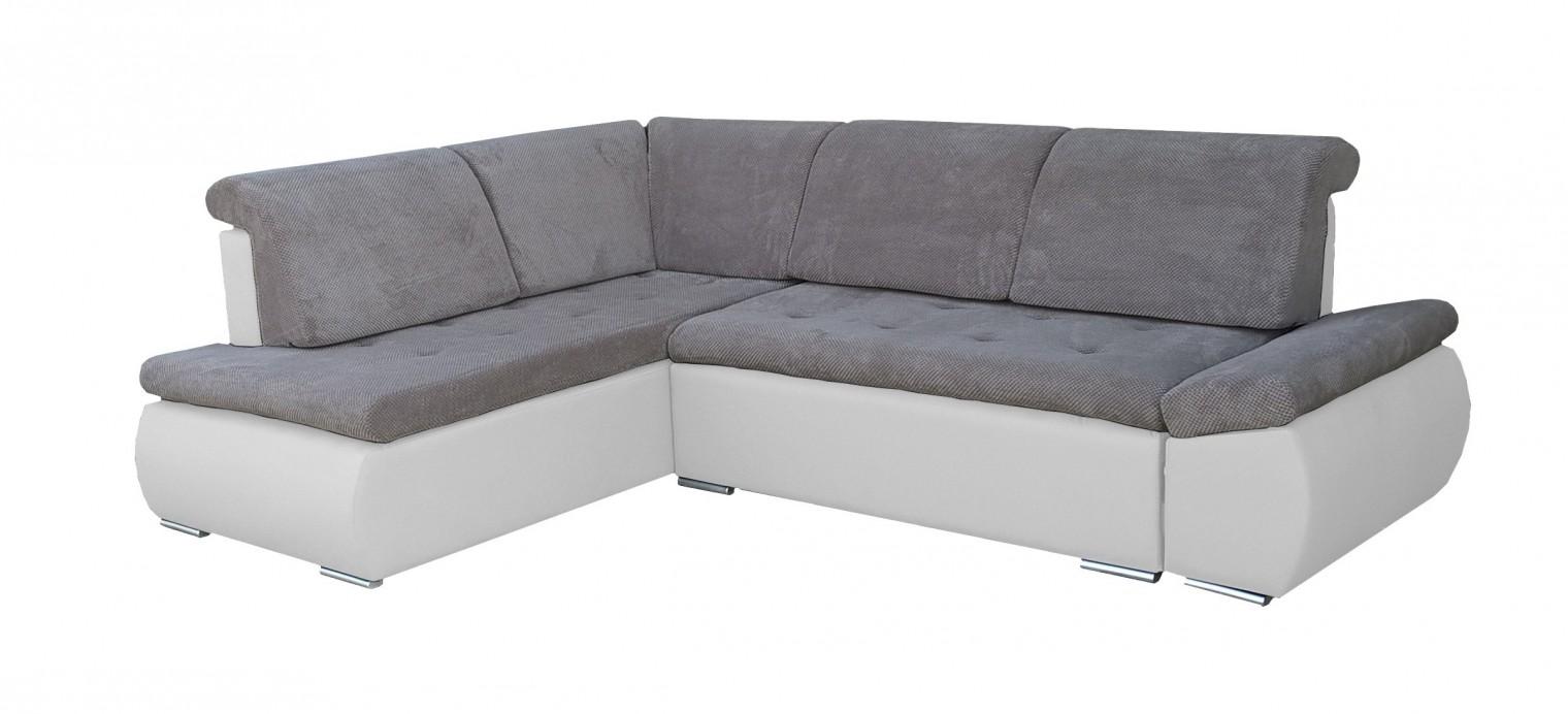 Rohová sedací souprava Rohová sedačka rozkládací Marco levý roh (korpus - soft 17)