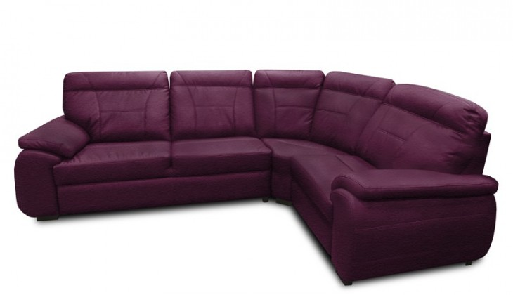 Rohová sedací souprava Rohová sedačka rozkládací Maxi sleep pravý roh (látka)