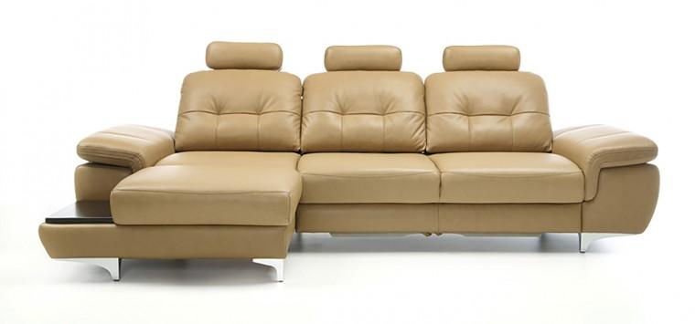 Rohová sedací souprava Rohová sedačka rozkládací Move levý roh, 3xP (černá/látka)