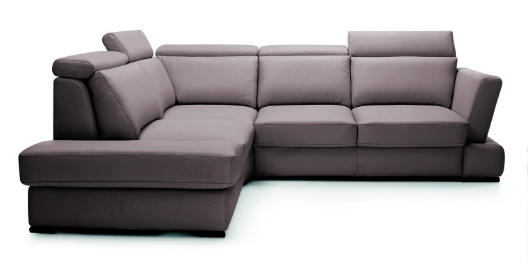 Rohová sedací souprava Rohová sedačka rozkládací Play levý roh, OTMDIIL-2FP (eko kůže)