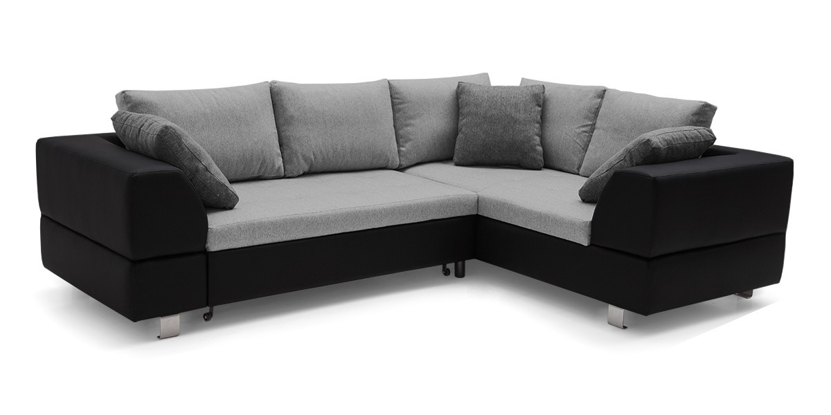 Rohová sedací souprava Rohová sedačka rozkládací Ravenna 2 pravý roh (korpus - soft 11)