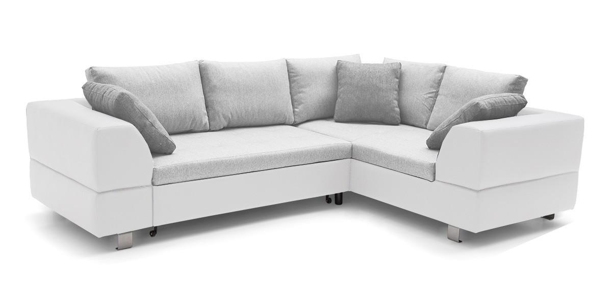 Rohová sedací souprava Rohová sedačka rozkládací Ravenna 2 pravý roh (korpus - soft 17)