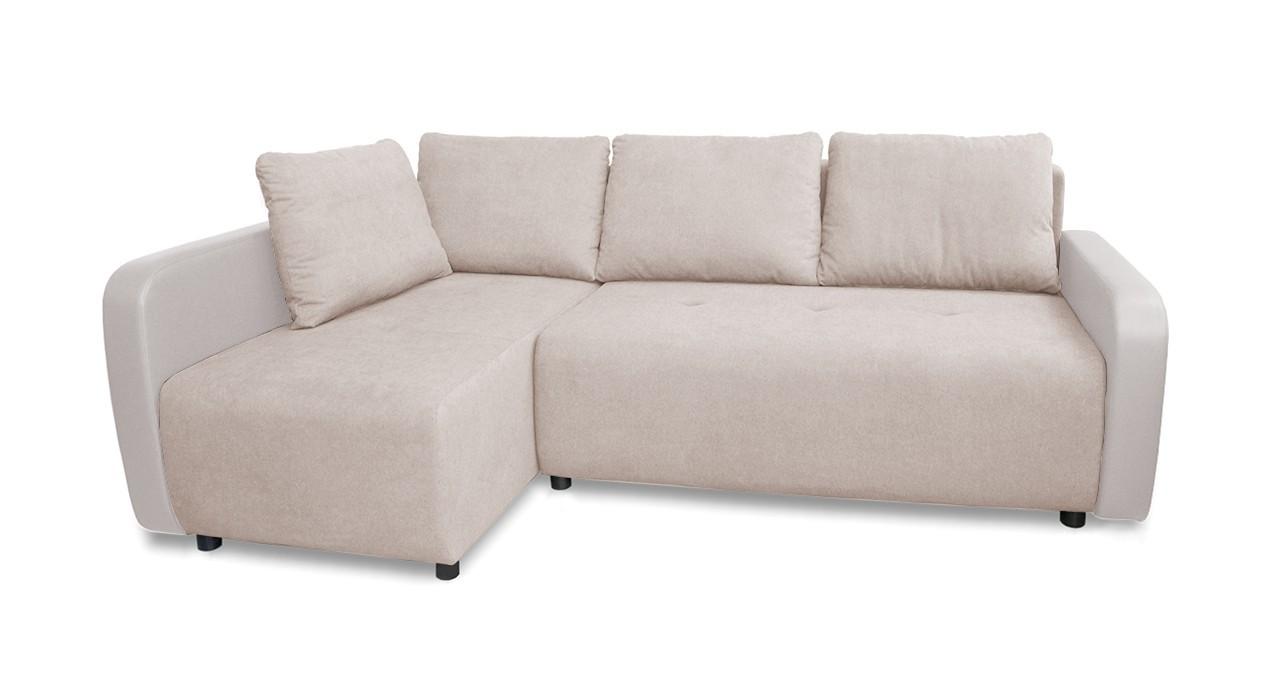 Rohová sedací souprava Rohová sedačka rozkládací Siena levý roh (korpus-bella 12,látka)