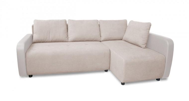 Rohová sedací souprava Rohová sedačka rozkládací Siena pravý roh (područky-bella 12)