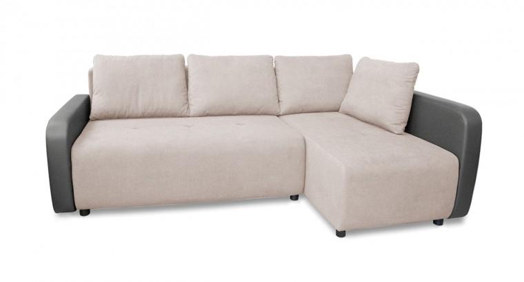 Rohová sedací souprava Rohová sedačka rozkládací Siena pravý roh (područky-bella 13)