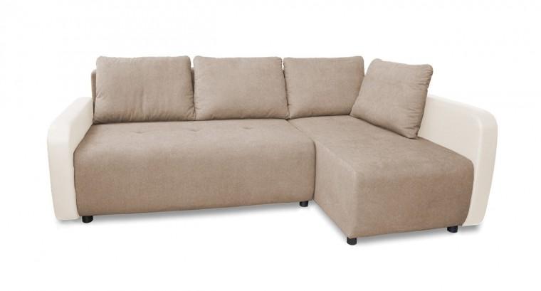 Rohová sedací souprava Rohová sedačka rozkládací Siena pravý roh (područky-madryt 121)