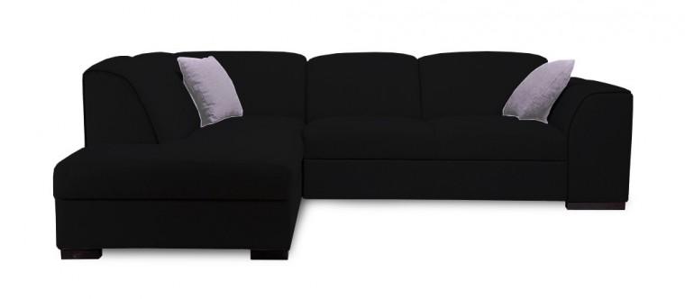Rohová sedací souprava Rohová sedačka rozkládací West levý roh (baku 2/soft 11)