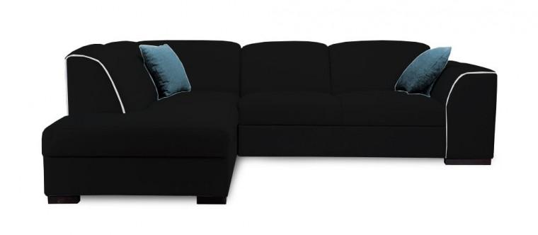 Rohová sedací souprava Rohová sedačka rozkládací West levý roh (baku 2/soft 17)