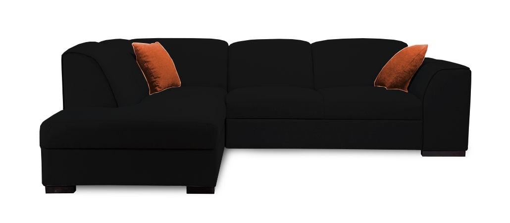 Rohová sedací souprava Rohová sedačka rozkládací West levý roh (baku 2/soft 66)