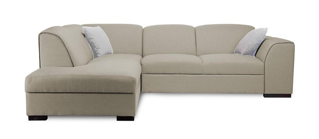 Rohová sedací souprava Rohová sedačka rozkládací West levý roh (orinoco 24/soft 11)