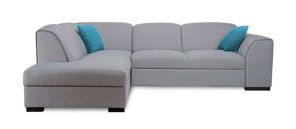 Rohová sedací souprava Rohová sedačka rozkládací West levý roh (soro 90/soft 66)