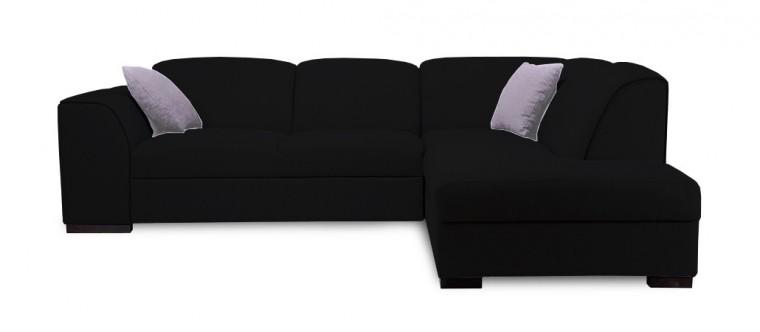 Rohová sedací souprava Rohová sedačka rozkládací West pravý roh (baku 2/cayenne 1118)