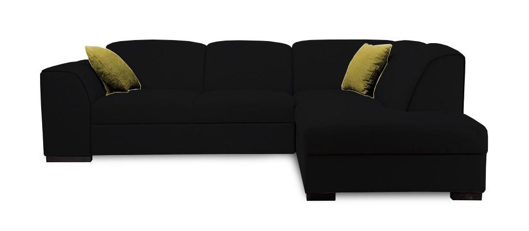 Rohová sedací souprava Rohová sedačka rozkládací West pravý roh (baku 2/cayenne 1122)