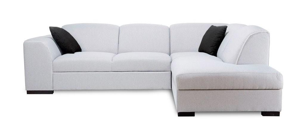 Rohová sedací souprava Rohová sedačka rozkládací West pravý roh (orinoco 21/soft 17)