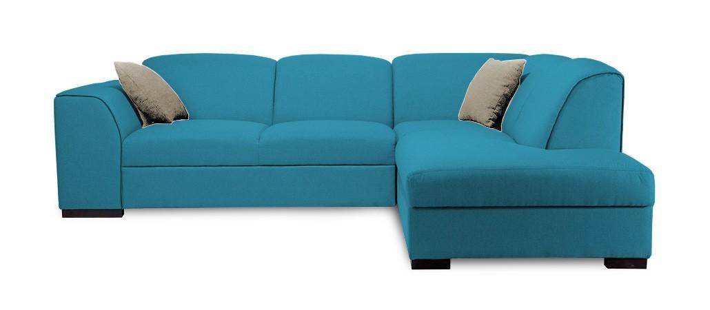 Rohová sedací souprava Rohová sedačka rozkládací West pravý roh (orinoco85/cayenne1122)