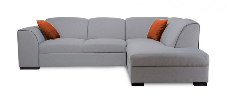 Rohová sedací souprava Rohová sedačka rozkládací West pravý roh (soro 90/soft 11)