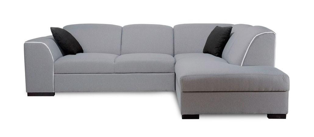 Rohová sedací souprava Rohová sedačka rozkládací West pravý roh (soro 90/soft 17)