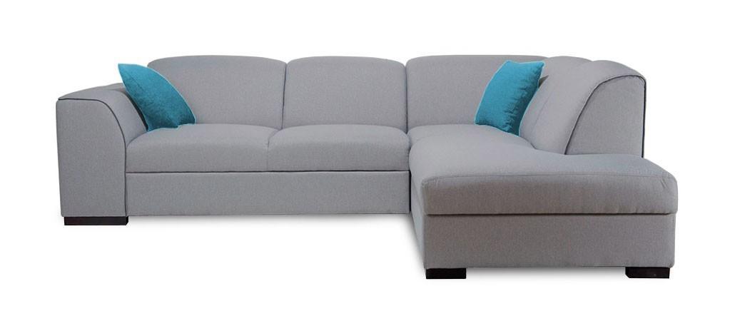 Rohová sedací souprava Rohová sedačka rozkládací West pravý roh (soro 90/soft 66)