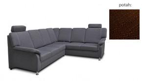 Rohová sedací souprava rozkládací Flip pravý roh (E2406/2552)