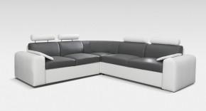 Rohová sedačka rozkl. Mega-XL pravá (cayenne 1115/cayenne 1119)