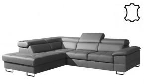 Rohová sedačka rozkládací Costa levý roh - II. jakost