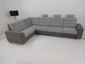 Rohová sedačka rozkládací Fenix levý roh - Z EXPOZICE