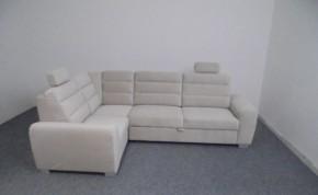 Rohová sedačka rozkládací Fenix pravý roh ÚP - II. jakost