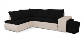 Rohová sedačka rozkládací Kris levý roh (korpus - orinoco 23)