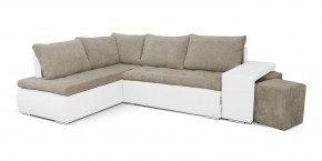Rohová sedačka rozkládací Kris levý roh (korpus - soft 17)