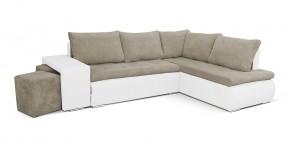 Rohová sedačka rozkládací Kris pravý roh (korpus - soft 17)