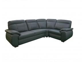 Rohová sedačka rozkládací Maxi Sleep relax pravý roh (1A138)
