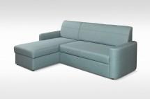 Rohová sedačka rozkládací Primo univerzální roh ÚP, modrá