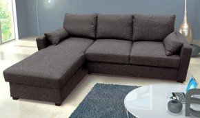 Rohová sedačka rozkládací Samba univerzální roh - II. jakost