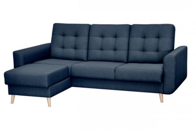 Rohové Rohová sedačka rozkládací Avanti levý roh ÚP modrá