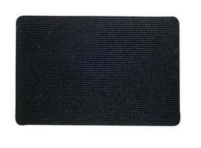 Rohožka budget,40x60cm,syntetika (syntetika,černá)
