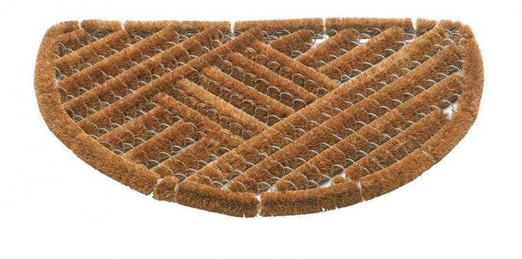 Rohožka - Draco, 39x59 cm, půlkruh (půlkruh)